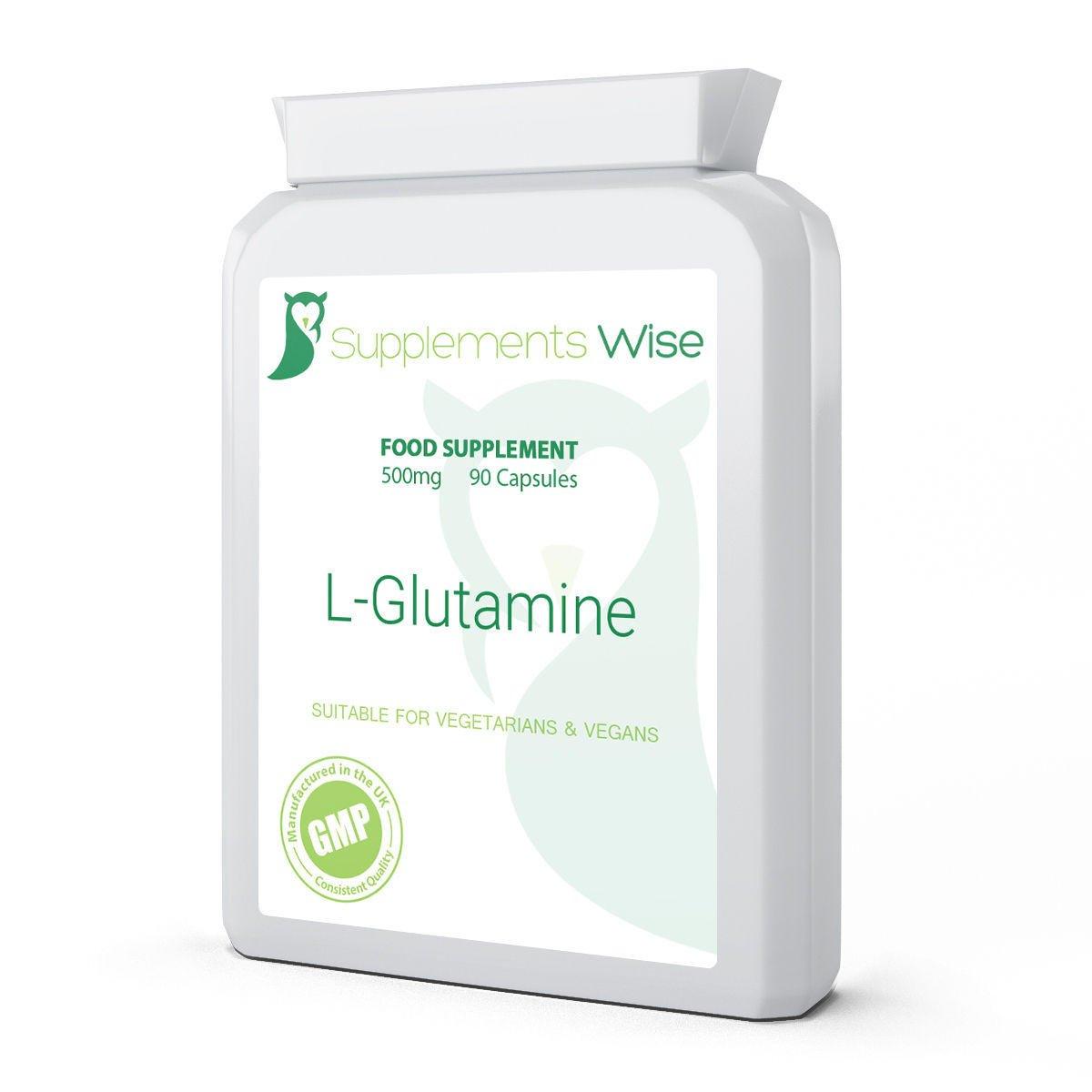 l-glutamine capsules
