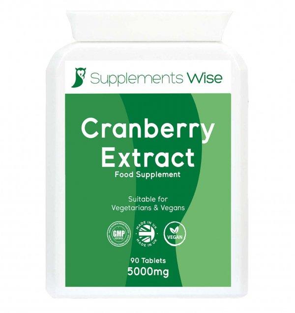cranberry tablets
