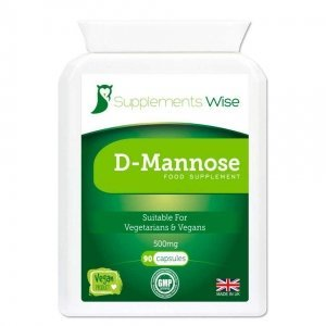 d mannose capsules