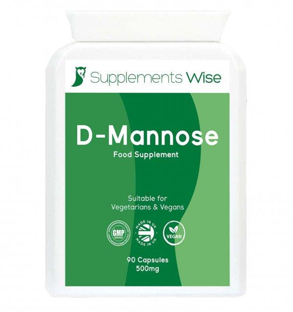 d-mannose capsules