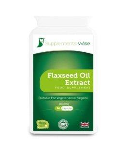 flaxseed oil capsules