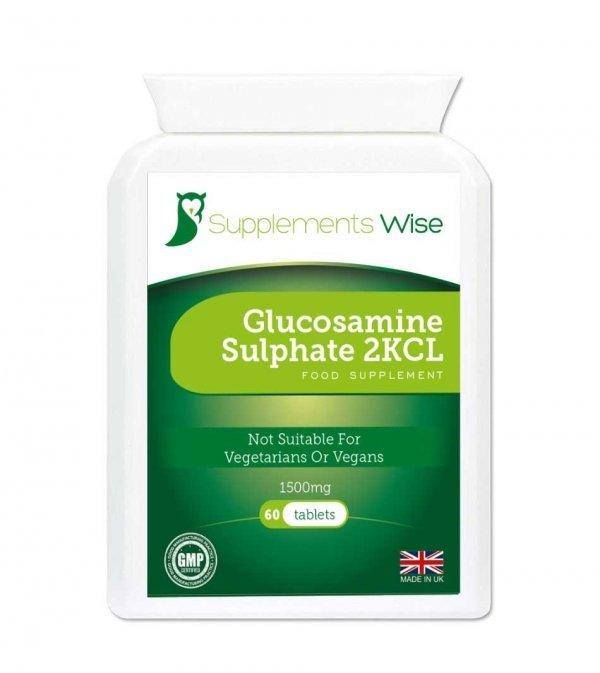 glucosamine sulphate capsules