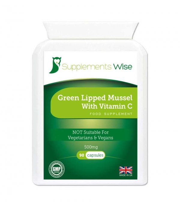 green lipped mussel capsules