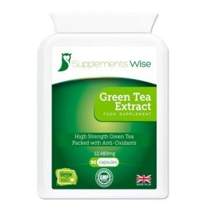 green tea extract capsules