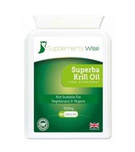krill oil capsules