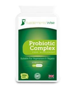 probiotic complex capsules