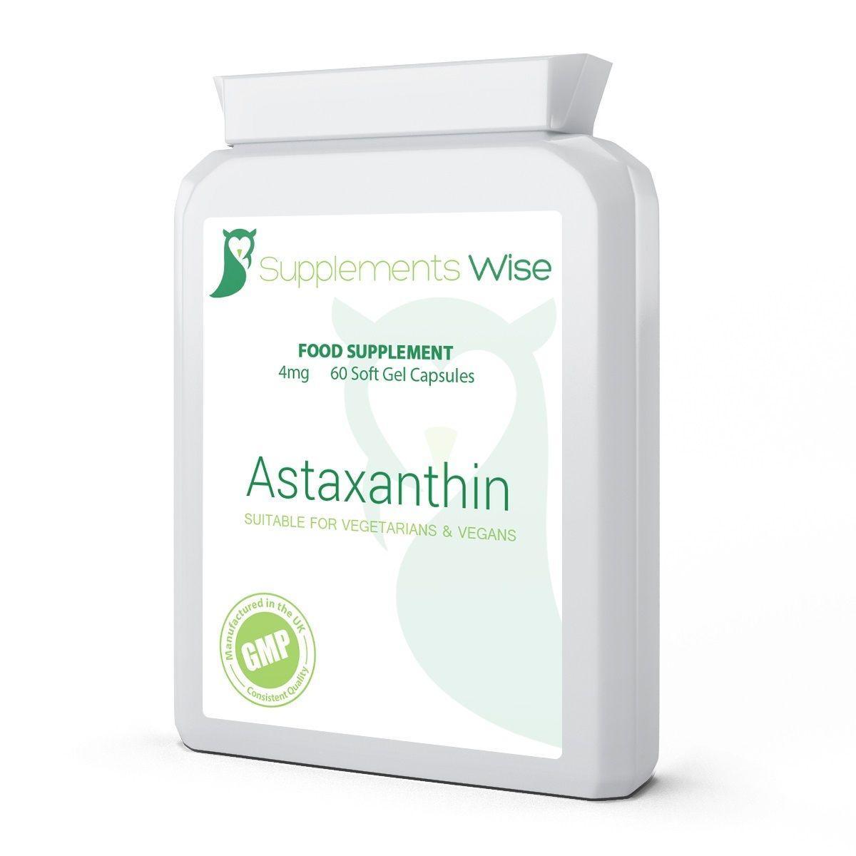 astaxanthin capsules