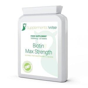 biotin 10000 mcg