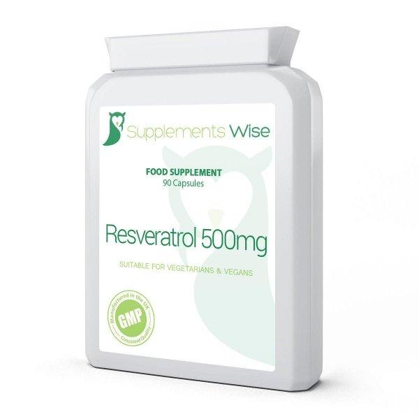 resveratrol capsules