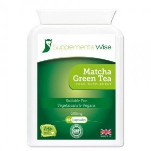 matcha green tea capsules