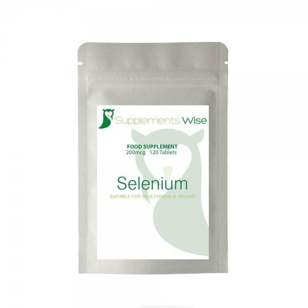 selenium tablets