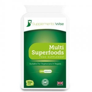 superfood capsules
