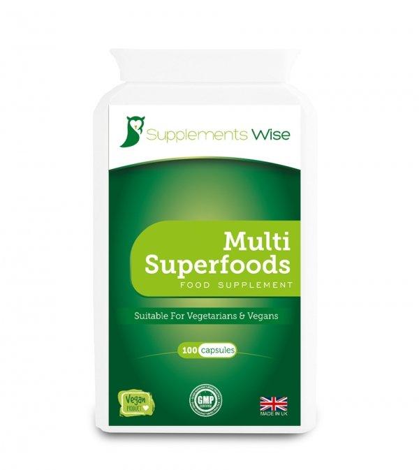 superfood capsules