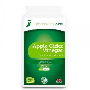 apple cider vinegar capsules