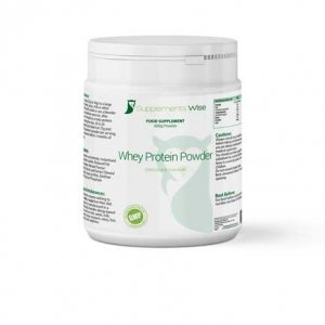 whey protein chocolate flavour