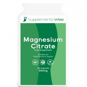 magnesium citrate 500mg