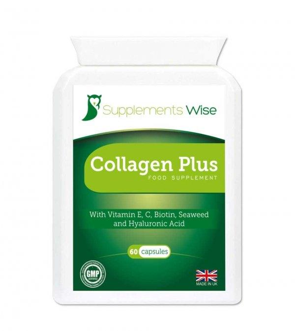 collagen complex capsules