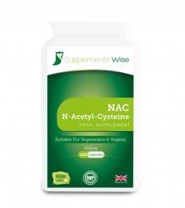 n acetyl cysteine capsules
