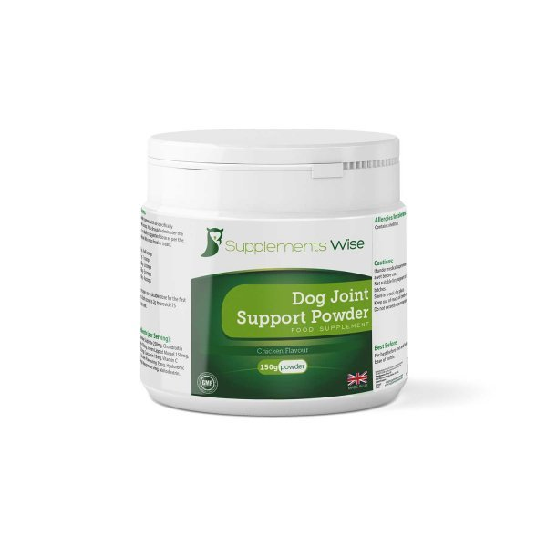 dog joint support powder